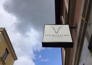 Krowarzywa - pierwsza w Rzeszowie wegańska burgerownia otwiera się w ten weekend - rzeszowskie smaki