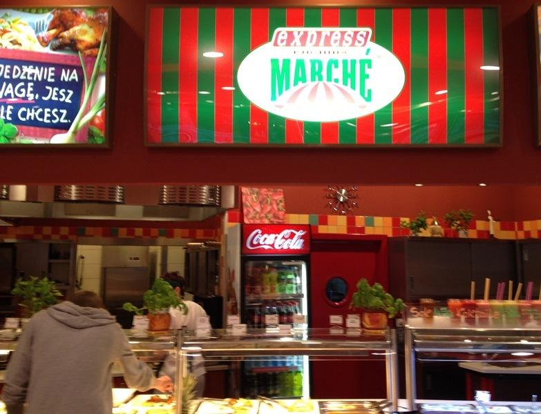 Express Marche Rzeszów Restauracje Fast Food
