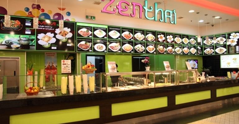 Zen Thai Rzeszów Restauracje Azjatycka Rzeszowskiesmakipl