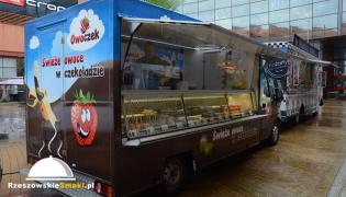 8 foodtrucków zaparkuje przy hali Podpromie 7 i 8 czerwca